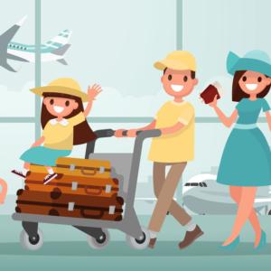 visa du lịch cho cả gia đình